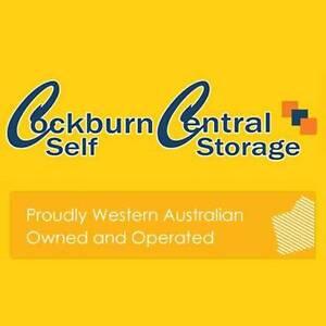 Cockburn Central Self Storage $100 off First Month Jandakot Cockburn Area Preview