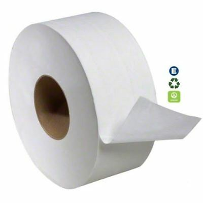 Never-run Out Essity Tj0912a Tork Jumbo Toilet Paper Rolls Leed Aprvd 12