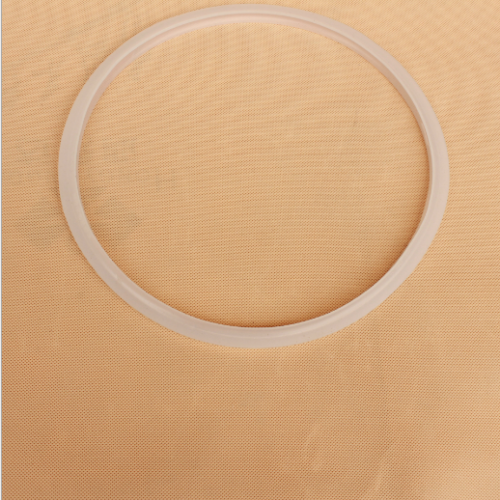 Silicone Rubber Clear Gasket Home Pressure Cooker Sealing Ring Replacement