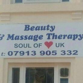Relaxing Swedish Full body massage