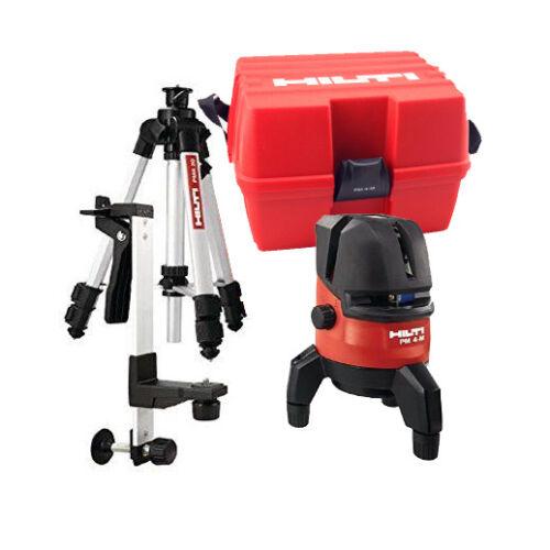 NEW-HIlti 2088506 Multi line laser kit PM 4-M measuring systems