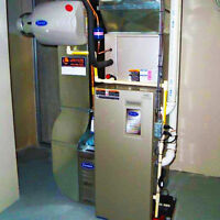 ENERGY STAR Furnaces & Air Conditioners - Free Next-Day Install