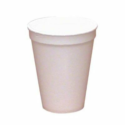 Wincup White Foam Cup (WinCup 12C16 White Foam Cup - 12 oz.,)