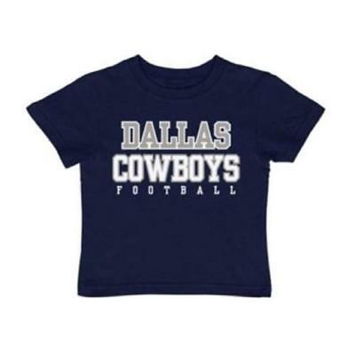Dallas Cowboys NFL Infant Practice Short Sleeve T-Shirt Navy - Always Authentic](Dallas Cowboys Baby)
