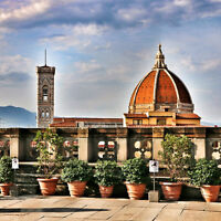 Italy small group tour escorted from Saint John April 17-27,2016