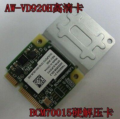 Broadcom Bcm970015 Bcm70015 Aw Vd920h Hd Card Wlan Card