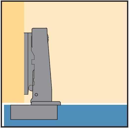 hettich topfscharnier 26 mm topfband scharnier m belscharnier federscharnier eur 1 48. Black Bedroom Furniture Sets. Home Design Ideas