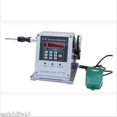 Computer Controlled Coil Transformer Winder Winding Machine 0.03-0.8mm Only 220v