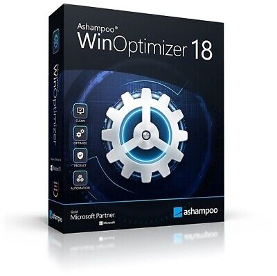 Ashampoo WinOptimizer 18 PC License Key Digital Code