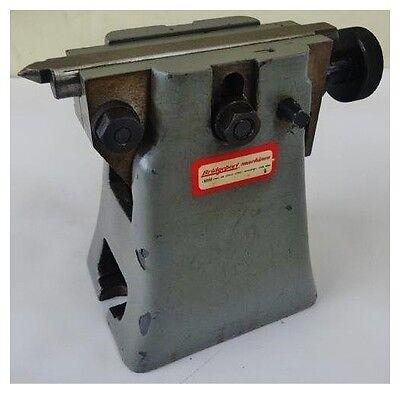 Bridgeport 7-78 8-58 Centerline Machine Lathe Tailstock