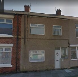 3 BED ROOM HOUSE WITH 2 RECEPTION ROOMS, TO LET - BOLDON COLLIERY