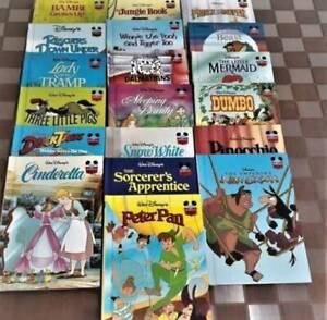 19 Disney Children's Story Books - $2.63ea/$50 The Lot