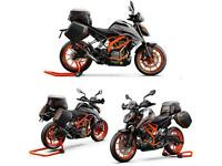 Pre Order Fully Loaded 2021 KTM 390 Duke Powerparts Edition Travel ABS Naked