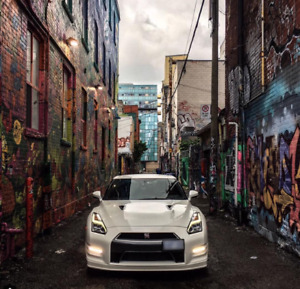 2015 Nissan GTR Built 700HP - *NO ACCIDENTS* ONLY one in Canada!