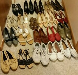 Ladies Shoes - Size 8 to 8 1/2