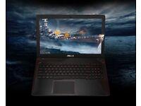 Asus Gaming Laptop GTX1050