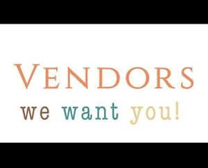 Looking for vendors for Dec 9