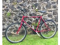 Raleigh 'Red Rock' 21speed lightweight frame cycle
