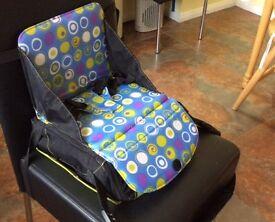 Munchkin Travel highchair Seat