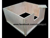 Brand New - Whelping Box - Folds flat for transport