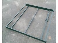 Halfords roof rack and cargo net