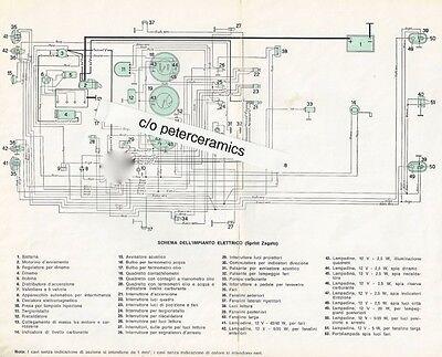 original alfa romeo stromlaufplan schaltplan sprint veloce. Black Bedroom Furniture Sets. Home Design Ideas