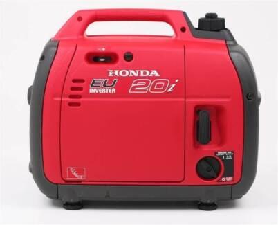 Wanted: Wanted Honda Generator EU20i 240v portable inverter generator.