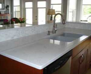 Quartz Coutertops on SALE! Call for FREE in-home Estimate