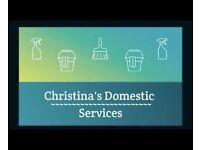 Christina's Domestic Services