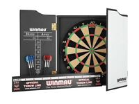 Brand new dartboard with all accessories