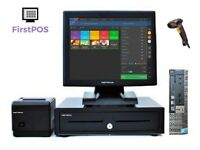 Full Dell Optiplex Retail/Hospitality EPOS POS Cash Register Till System