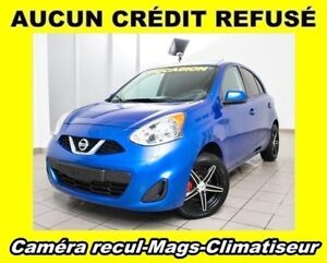 2015 Nissan Micra SV SPORT *CAMERA RECUL* CLIMATISEUR *WOW!