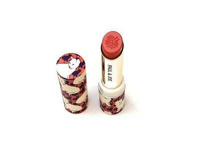 Paul & Joe Beaute Lipstick N, 304 Opera Rouge, Limited Edition Cat Case