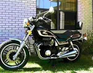 1982 Honda CB650SC Nighthawk Parts