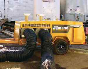Allmand brother heaters for sale