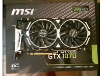 Armor Geforce GTX 1070