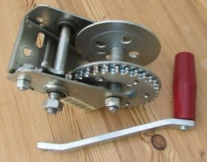 Hand Winch   -   PRICE REDUCED