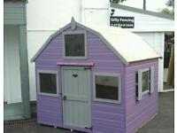 Barn Style Playhouse