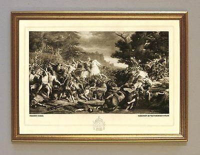 Schlacht im Teutoburger Wald Varusniederlage Hermann Germanen Rom 104 im Rahmen