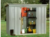 Metal Shed 8x4 NEW!