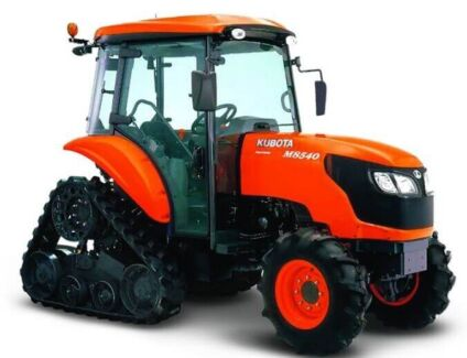 Kubota M8540 Narrow Crawler Tractor Penrith Penrith Area Preview