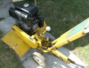 Sears Rotor Tiller (newer Motor)