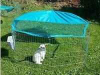Rabbit or guinea pig run