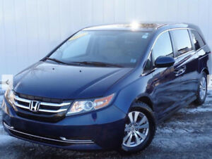 Looking for Lease Return - Honda/Toyota Minivan or SUV