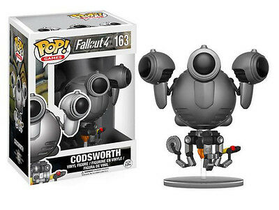 Pop! Games: Fallout 4 - Codsworth FUNKO #163