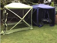 4 side pop up gazebo