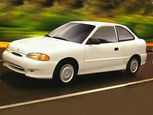 HYUNDAI EXCEL ACCENT 1995-1999 WORKSHOP SERVICE REPAIR MANUAL ON CD