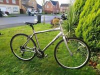 Mens Giant 21 Speed Bike Excellenet Condition