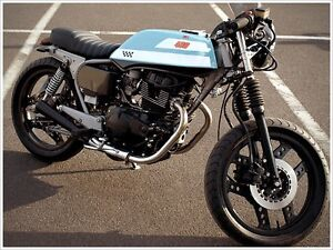 LOOKING for cafe racer project bike