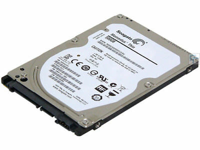 250GB SATA-II Seagate Thin Interne Festplatte 5400 UPM 16MB Cache. Neu 2,5